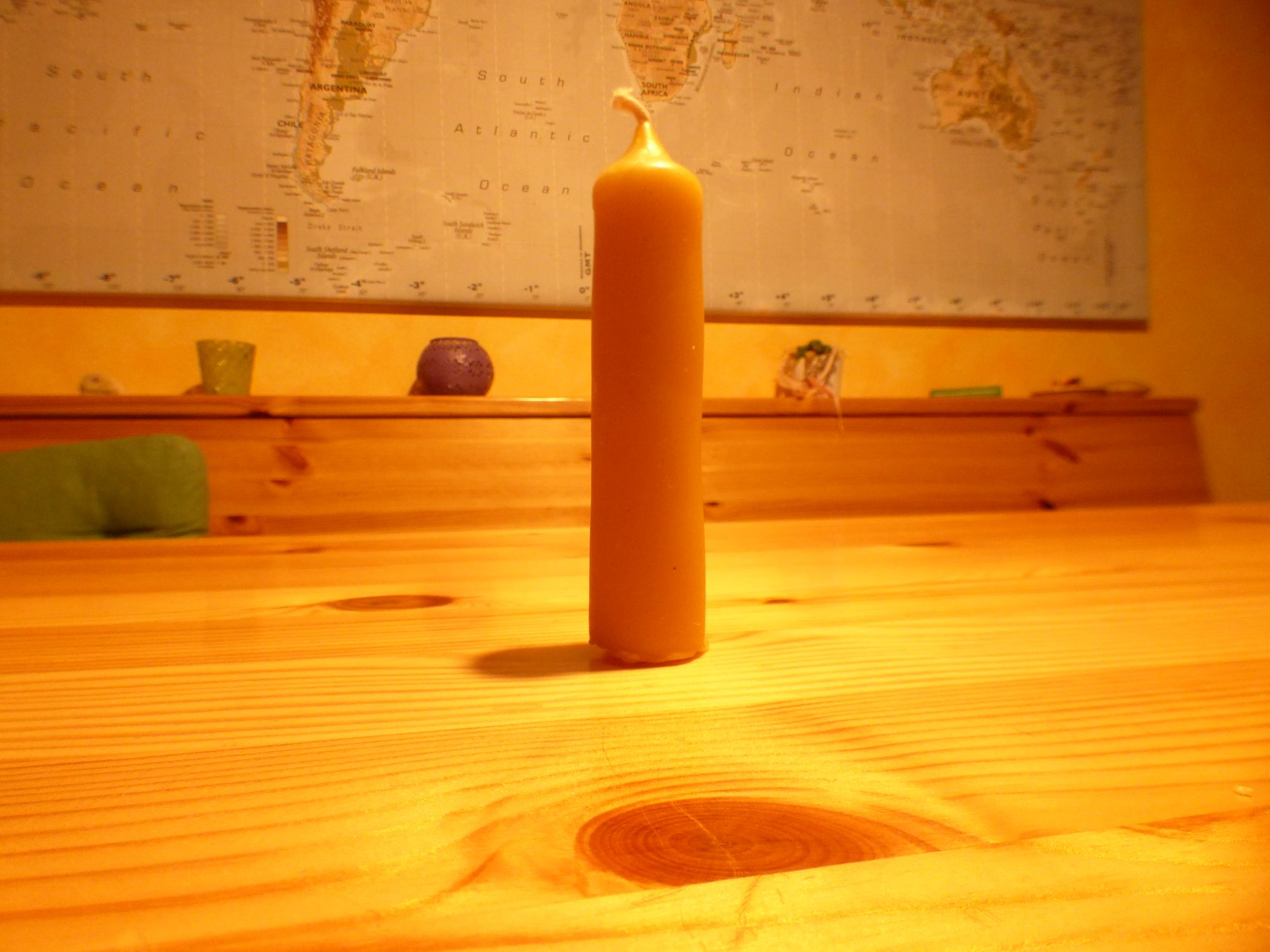 Kerze/30g/L.:10cm;Ø2cm